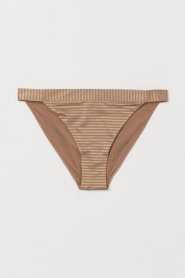 H&M Bikinitanga beige