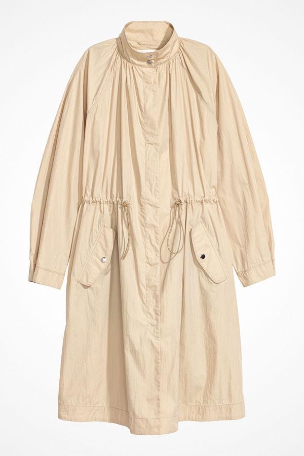 H&M Trenchcoat beige