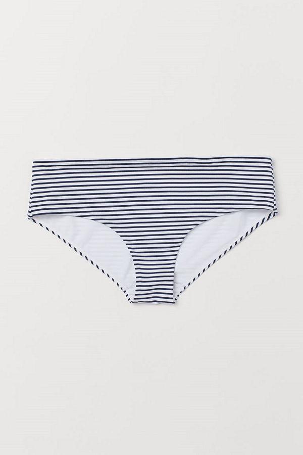 H&M Bikinihipster blå