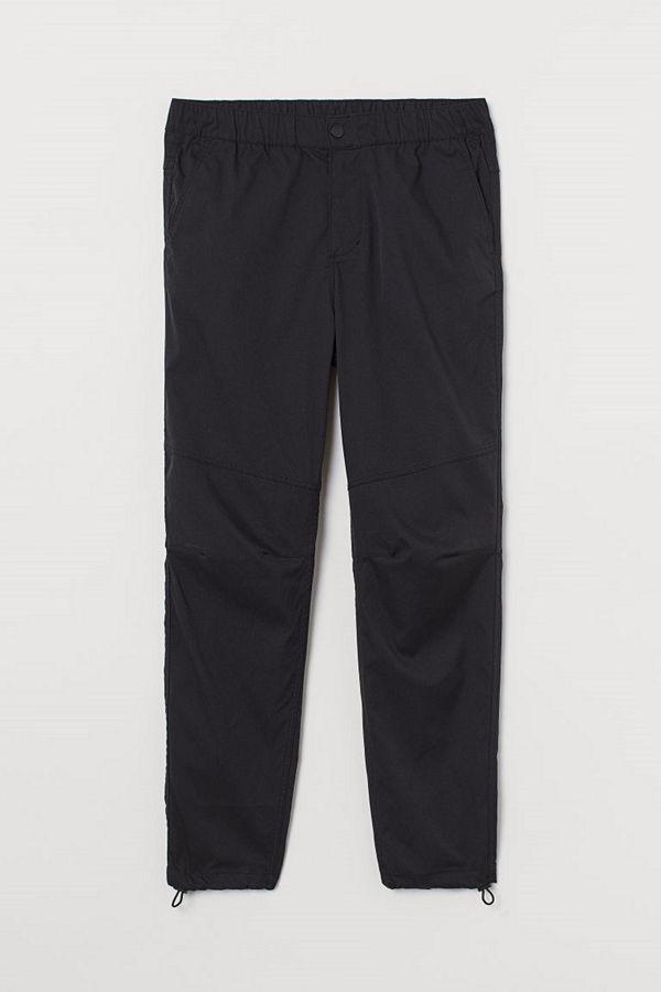 H&M Joggers Slim Fit svart