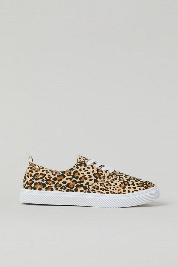 H&M Låga sneakers beige
