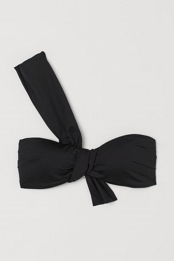 H&M Bandeaubikini-bh svart