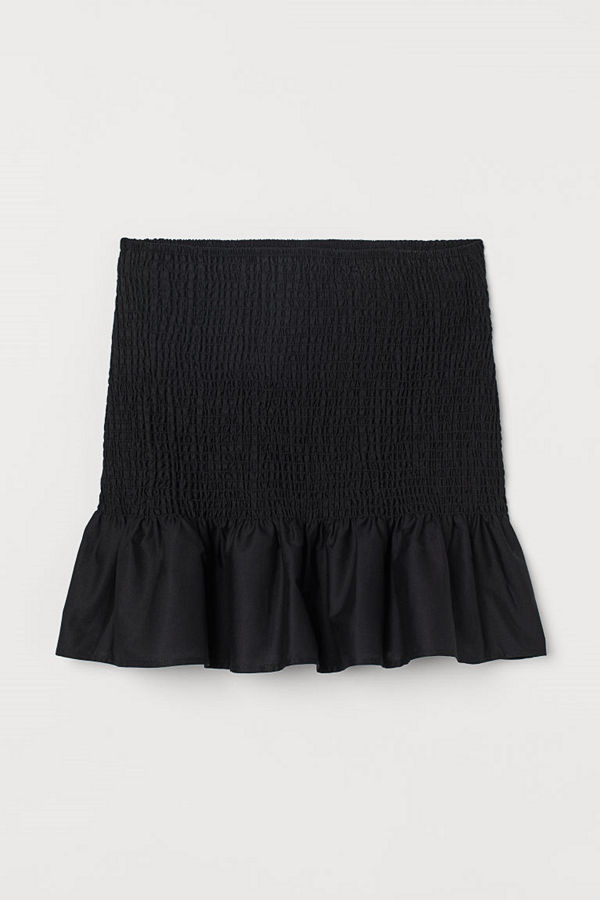 H&M Kjol svart