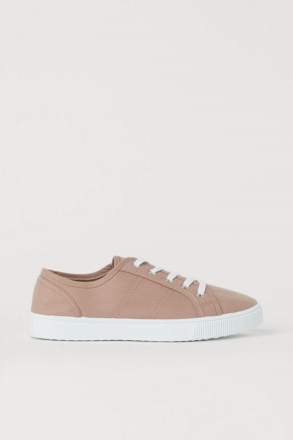 H&M Sneakers beige