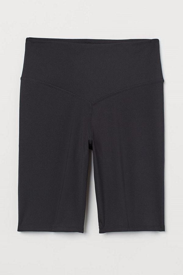 H&M H & M+ Cykelbyxa svart