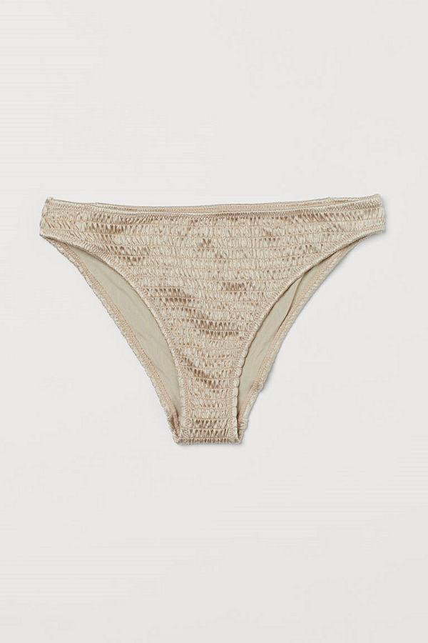 H&M Bikinitrosa briefs beige