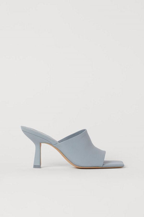 H&M Sandaletter grå