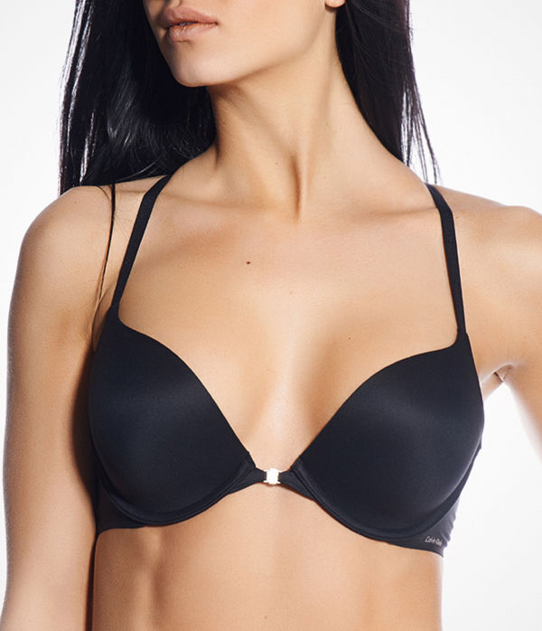 Calvin Klein Perfectly Fit Multiway Bra Black