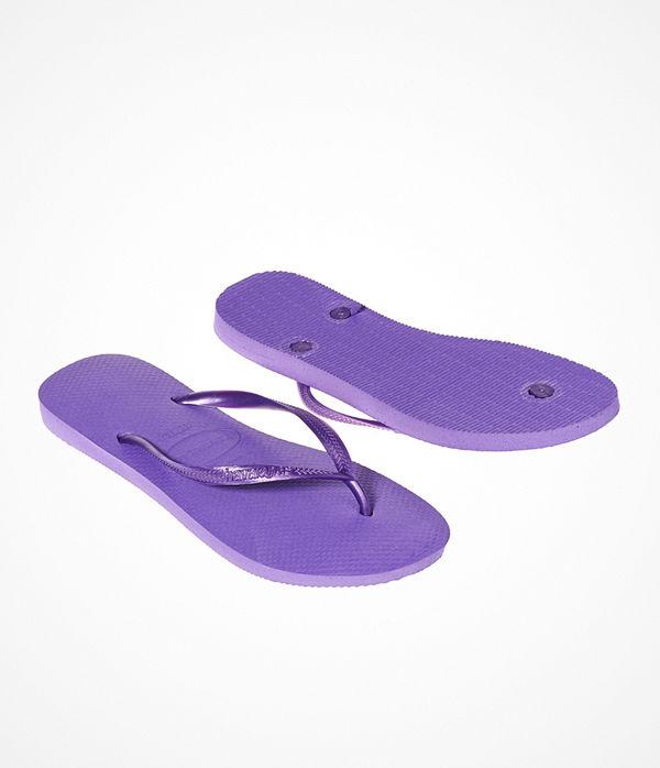 Havaianas Slim Flip Flop Purple