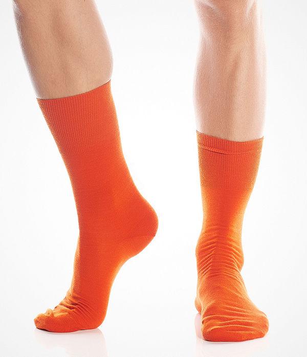 Falke Airport Sock Orange
