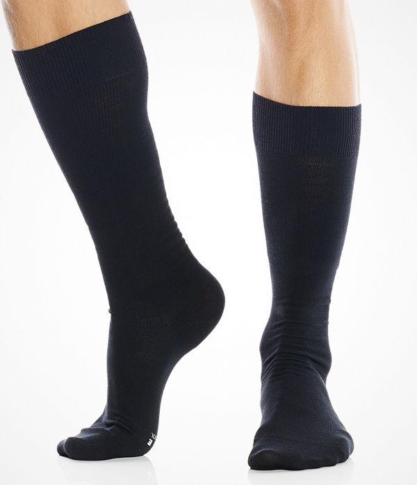 Falke Energizing Wool Sock Black