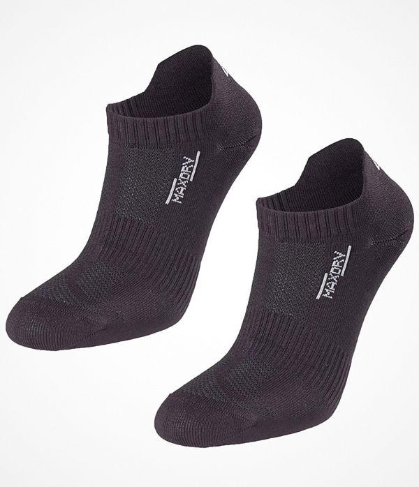 Pierre Robert 2-pack Low Cut Socks Women Black