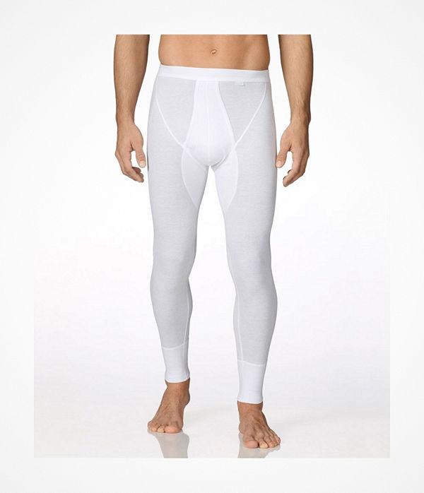 Calida Cotton 1 Men Longs 26912 White 001