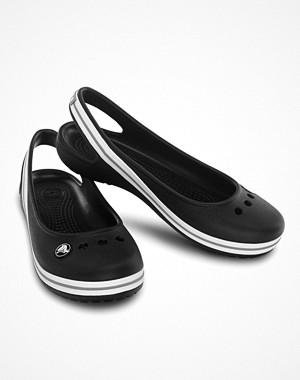 Crocs Genna II Girls Black/Silver-2