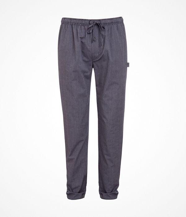 Jockey Loungewear Pant Woven Navy-2