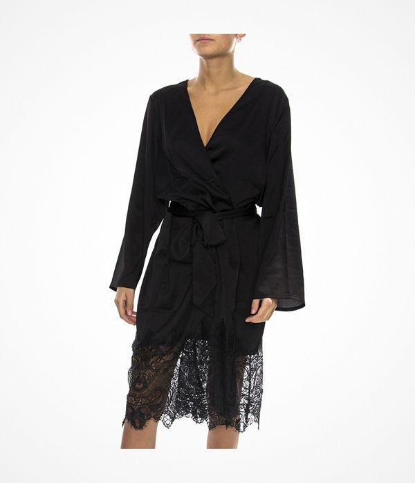 Missya Medina Saint Fe Kimono Black