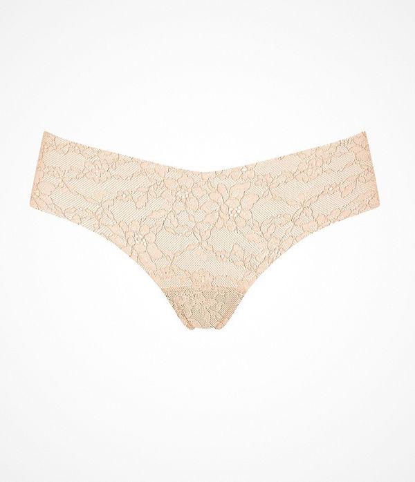 Sloggi 6-pack Light Lace 2.0 Brazil Panty Beige