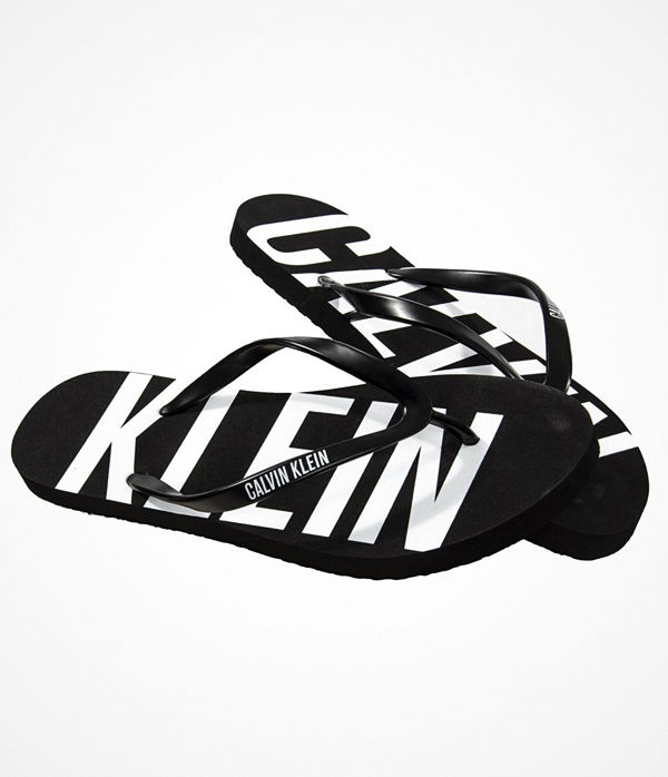 Calvin Klein Intense Power FF Sandal Black