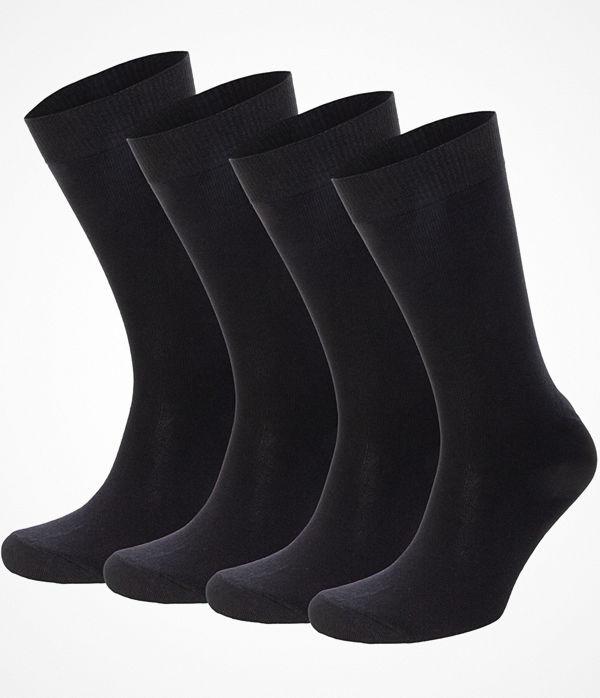 Topeco 4-pack Men Socks Plain  Navy-2
