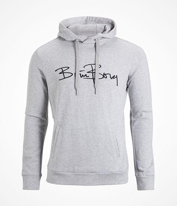 Björn Borg Signature Hoodie Grey