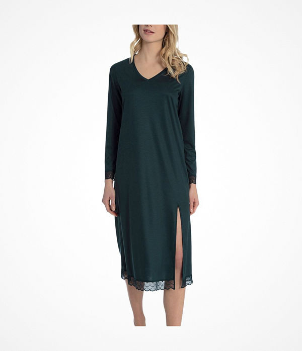 Calida Samira Nightdress Darkgreen