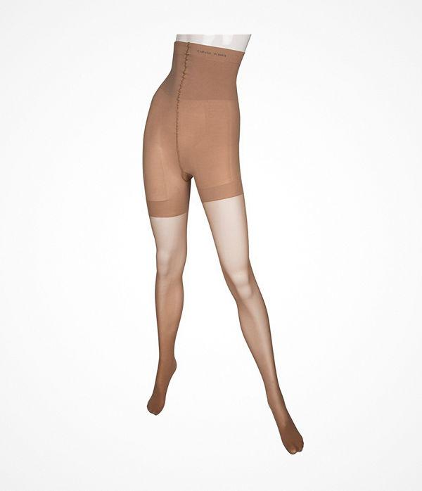 Calvin Klein Ultra Fit High Waist Shaper Tights 40 Beige