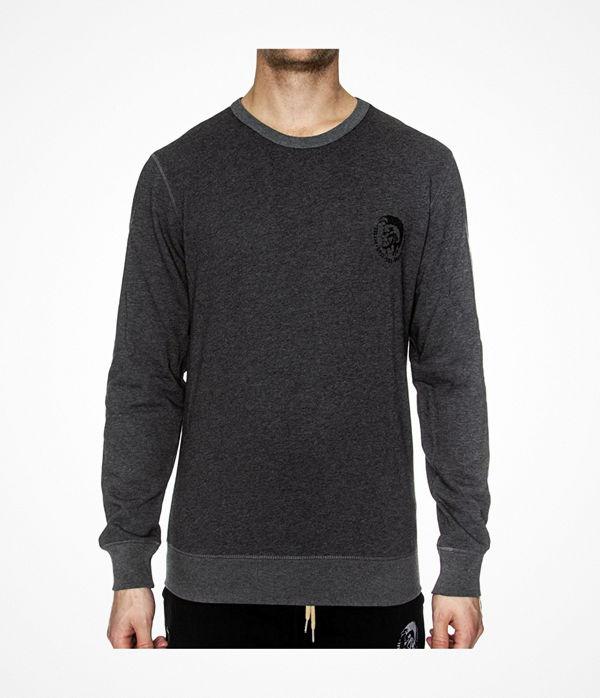 Diesel Willy Sweatshirt Darkgrey