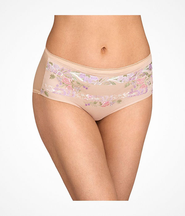 Miss Mary of Sweden Miss Mary Meadow Dreams Panty Beige