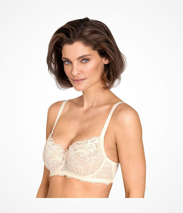 Miss Mary of Sweden Miss Mary Dremscape Underwire Balconette Bra Champagne