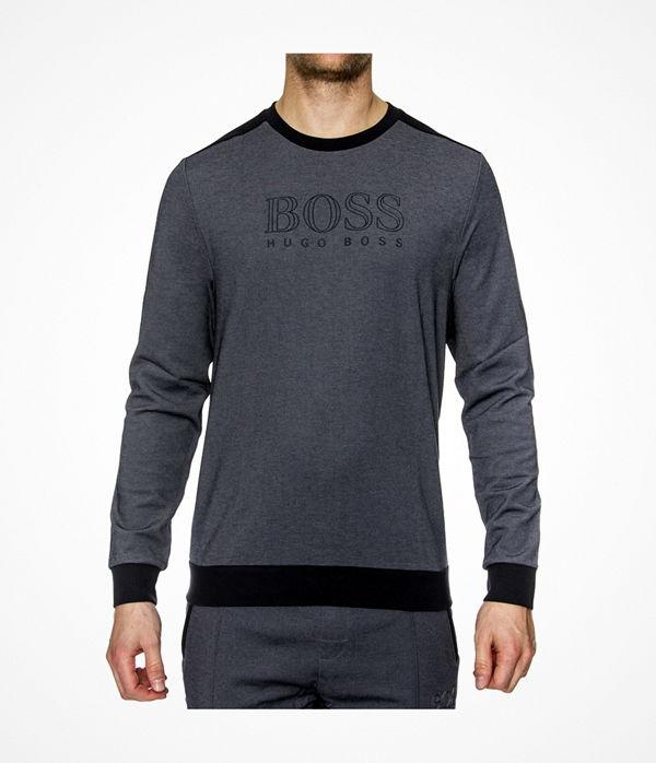 Hugo Boss BOSS Loungewear Tracksuit Sweatshirt Darkblue