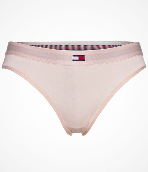 Tommy Hilfiger Flag Core Cotton Bikini Lightpink