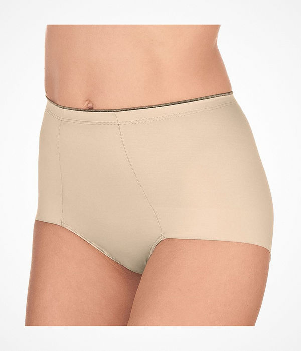 Conturelle by Felina Felina Conturelle Soft Touch Panty Brief Sand