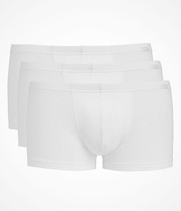 Jockey 3-pack Cotton Plus Short Trunk 3XL White