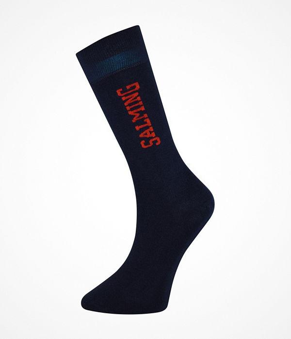 Salming Even Socks Navy-2