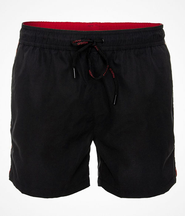 Hugo Mustique Swim Shorts Black