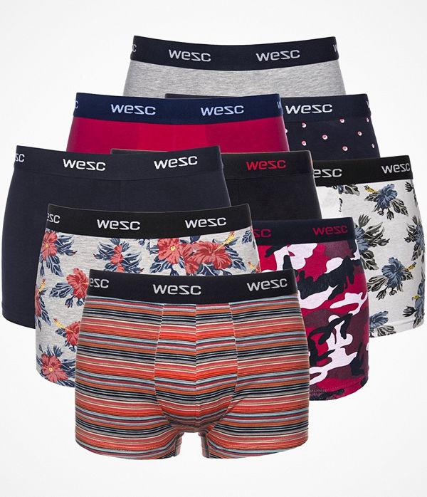 WESC 9-pack Mixpack Boxer Briefs Multi-colour