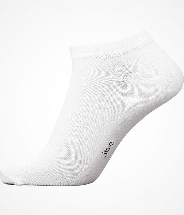 JBS Bamboo Ankle Socks White