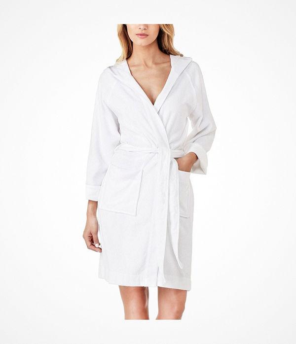 DKNY New Signature Robe 259 White
