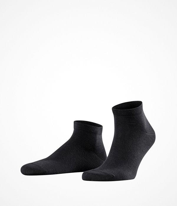 Falke 2-pack Happy Sneaker Socks Black