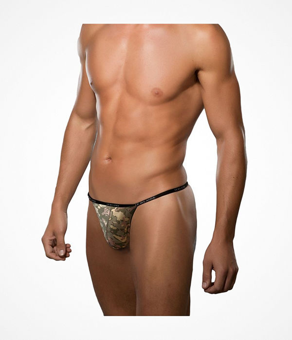 Doreanse Sexy Thong Camouflage