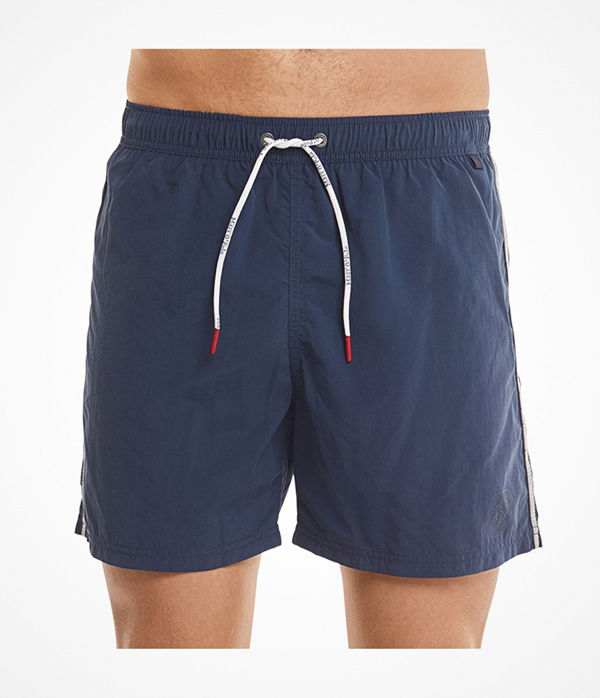 Marc O'Polo Marc O Polo Solids Swimshorts 161128 Grey/Blue