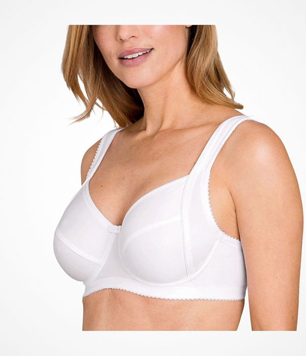 Miss Mary of Sweden Miss Mary Happy Days Underwired Bra White