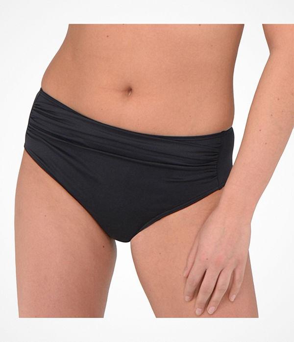 Saltabad Bikini Basic Maxi Brief Black