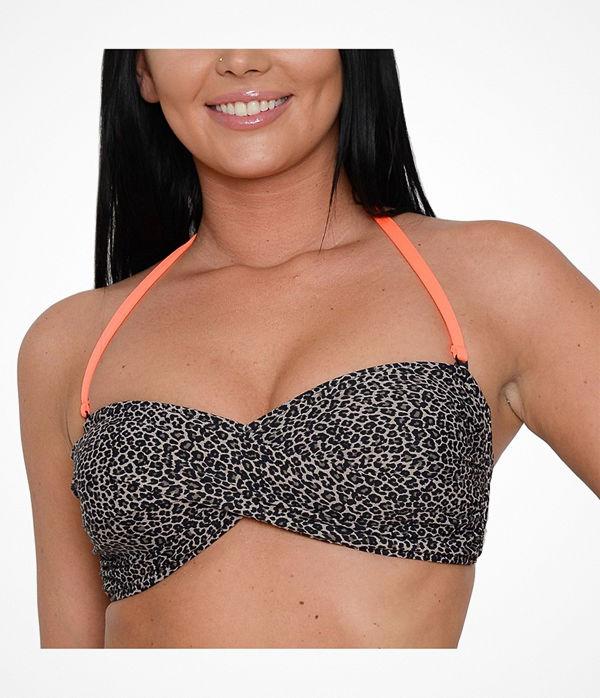 Saltabad Leo Beatrice Bikini Bra Leopard