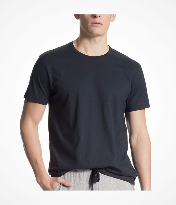 Calida Remix Basic T-Shirt Darkblue
