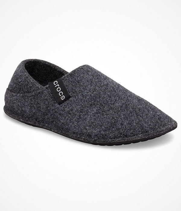 Crocs Classic Convertible Slipper Darkgrey