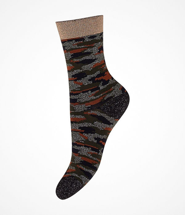 Hype the Detail Socks Camouflage-2