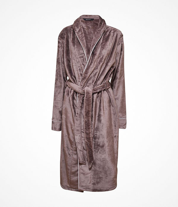 Decoy Women Robe Brown