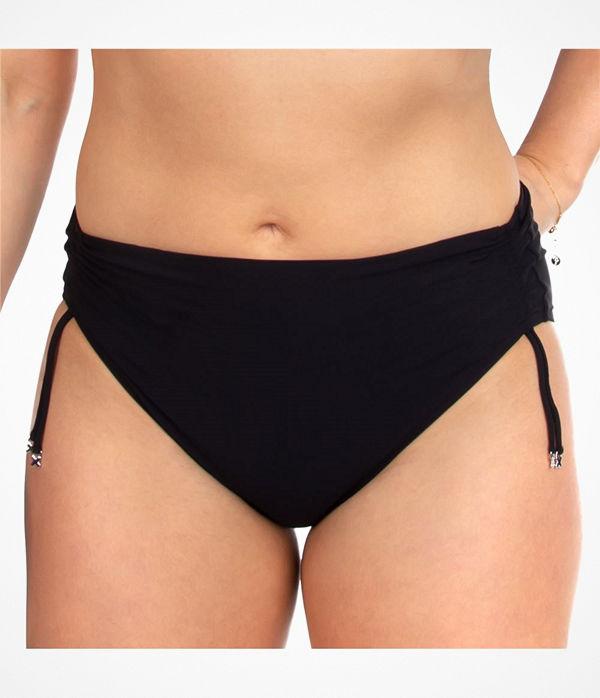Chantelle Escape High Waist Bikini Brief Black