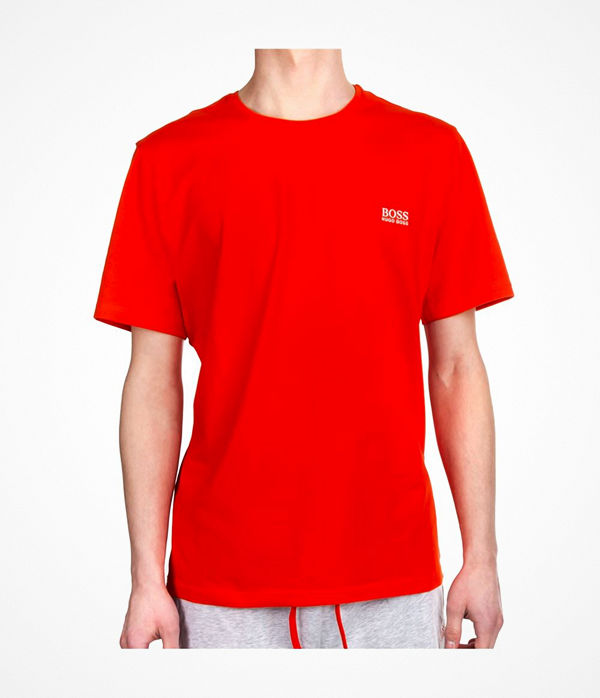 Hugo Boss BOSS Mix and Match Lounge T-shirt  Red